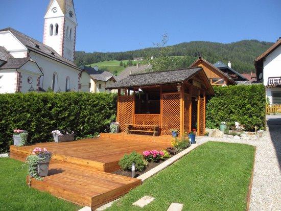 Tamsweg, Østrig: Our sunny garden