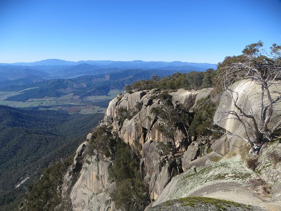 Mt Buffalo ,take your picnic ,nice for sightseeing and walks