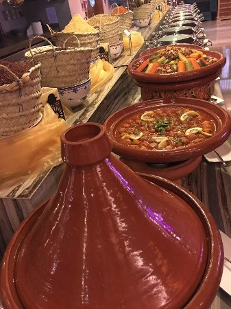picture of argan moroccan restaurant doha