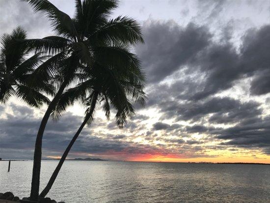 The Westin Denarau Island Resort & Spa Fiji: Sunset from our room
