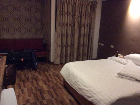 Ban Chang, Tayland: Typical room