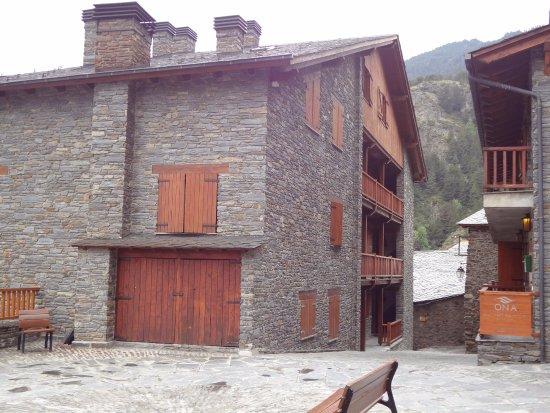 Ransol, Andorra: Смотрите вправо))