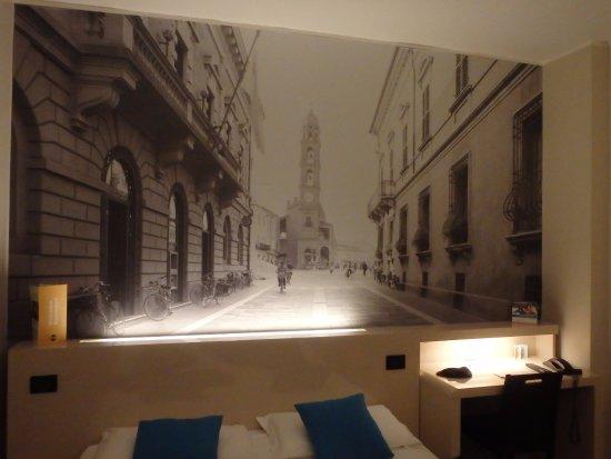 B&B Hotel Faenza: Camera