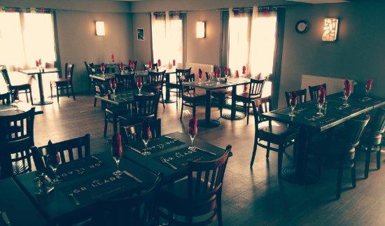 Châteaubriant, Francia: Restaurant Resto Novo de l'hôtel