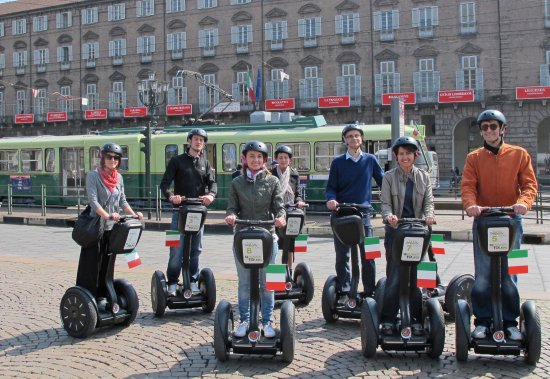 Powertours Segway Torino
