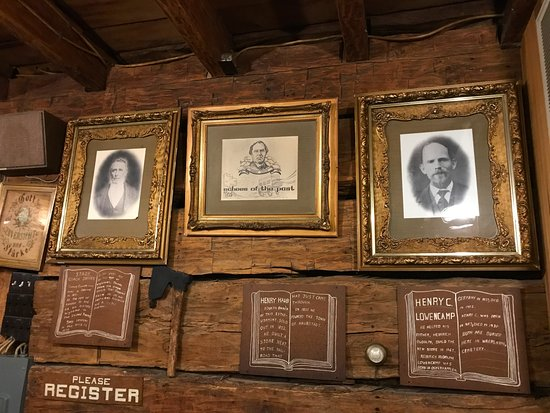 Haubstadt, IN: Oldest Inn in Indiana, began as a stagecoach inn in 1825