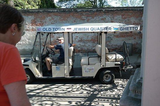 elektrische golfkarretjes in Krakau - Picture of Golf Cart Tours ...