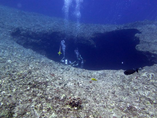 Micronesian Divers Association: MDA led dive at Blue Hole, Guam