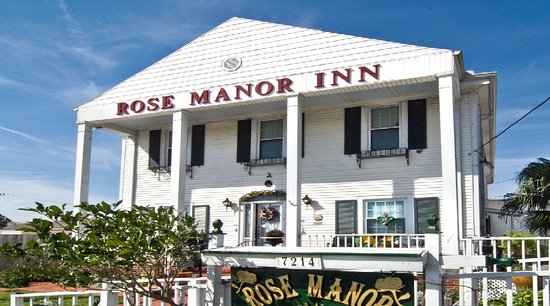 Rose Manor Bed and Breakfast: The beautiful Rose Manor!