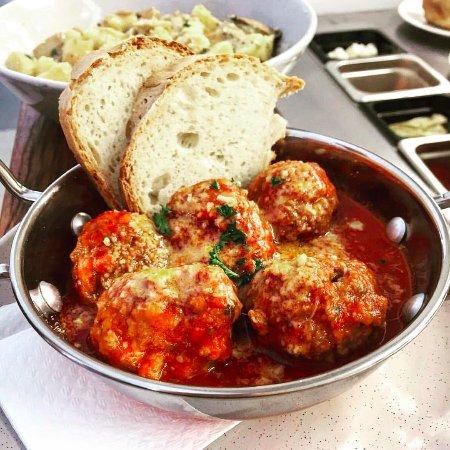 Keilor, Australia: Italian Metballs