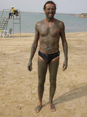 O Beach: Gli ottimi fanghi del mar morto