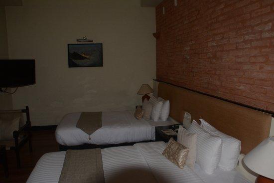 Gokarna Forest Resort: Our room.