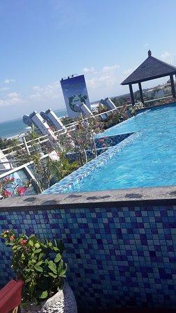 Kutabex Beach Front Hotel 44 5 7 Updated 2018 Prices Reviews Bali Kuta Tripadvisor