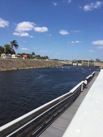 LaBelle, FL: Ortona Camping
