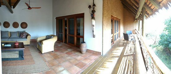 Kapama River Lodge: full length balcony room 44