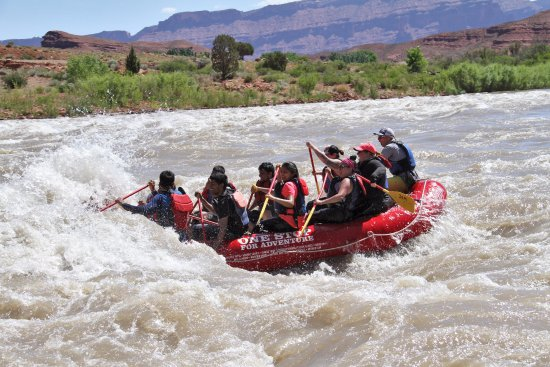 Moab Adventure Center - Day Tours: This is one of many photos that the Moab Adventure Center/Action Shots took.