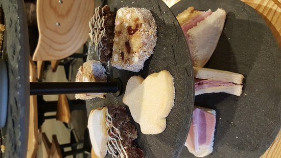 Annan, UK: Afternoon tea - £16.95 for 2. Yum