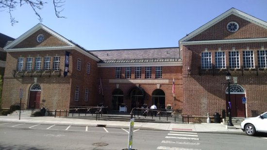 Image result for baseball hall of fame exterior