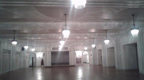 New Castle, Πενσυλβάνια: Wedding ballroom