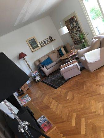 Harryda, Sweden: Thina Bergman - Landvetters Overnattningsrum