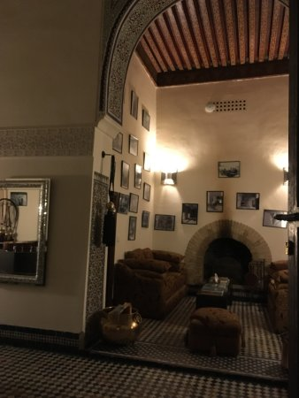 Riad Laaroussa Hotel and Spa: Nice and relaxing place