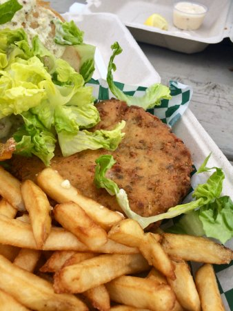 Montague, Kanada: Calm Burger and Fries