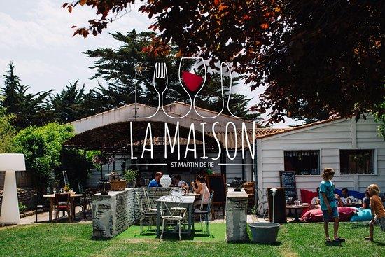 Restaurant La Maison Saint Martin De Re Restaurant Reviews