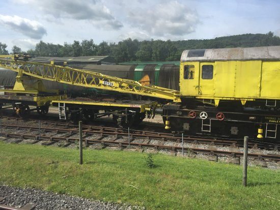 Peak Rail: Our trip to see the steam train