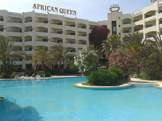 African Queen Hotel: 20170601_150254_large.jpg