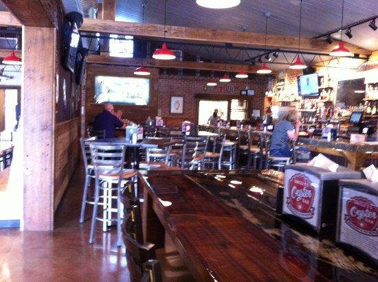 Scott, Λουιζιάνα: The bar part.