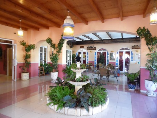 Hotel Los Arcos: ingresso