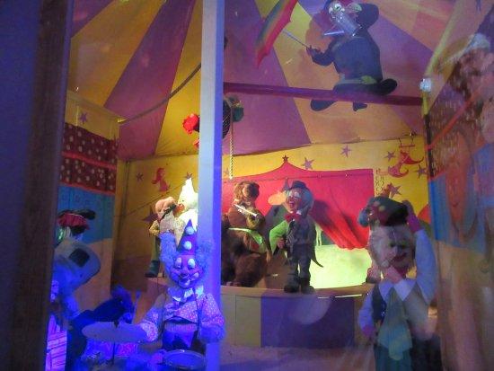 Saint-Cannat, France: le cirque
