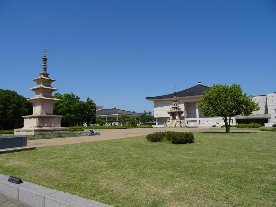 ‪Gyeongju National Museum‬