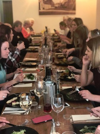 Lockerbie, UK: Staff Training day on our Food and wine