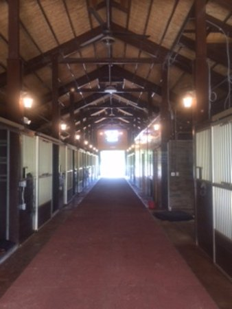 Saint Helena Island, SC: Our barn.