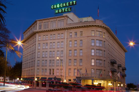 Window View - Picture of Crockett Hotel, San Antonio - Tripadvisor