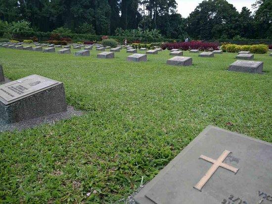 Lae War Cemetery