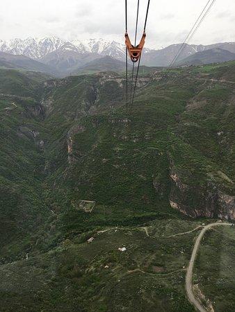 Syunik Province, Armenia: Канатная дорога