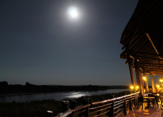 Lower Sabie Restcamp: Lower Sabie Restaurant