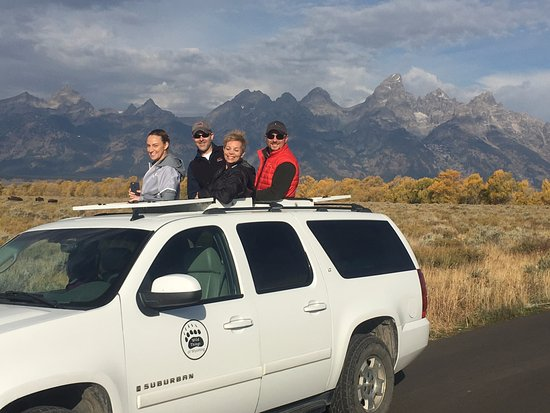 Teton Village, WY: On safari with Wild Things of Wyoming.