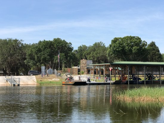 Boggy Creek Resort and RV Park: View of park