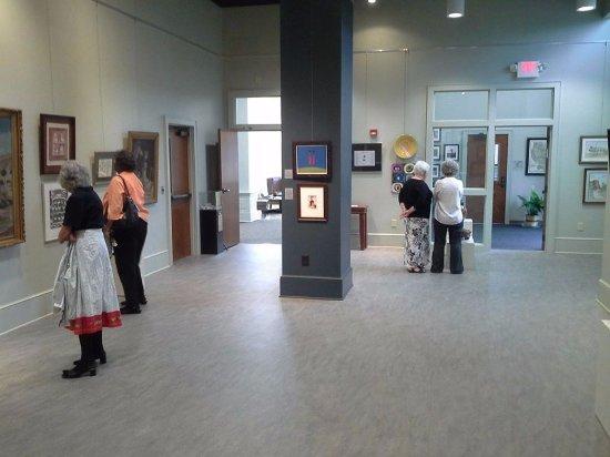 Gaffney, SC: Art Gallery