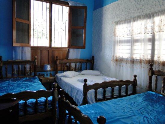 Villa Haydee Chiroles: Habitación 3