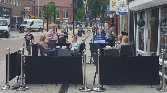 Hucknall, UK: Sweet Cafe