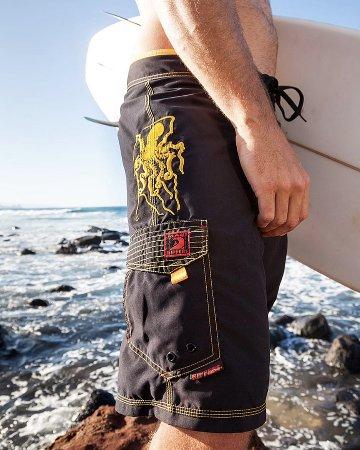 Haiku, Гавайи: Classic Octo Tako Boardshort
