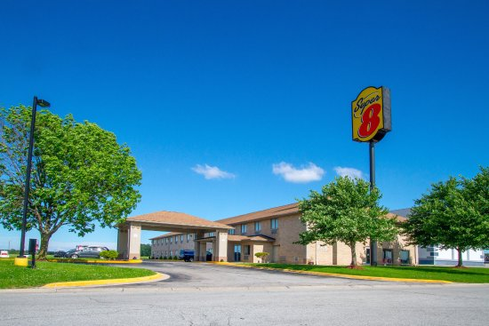 Super 8 by Wyndham Kokomo