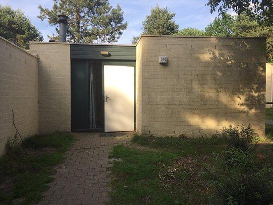 Center Parcs De Kempervennen: Dirty accommodation