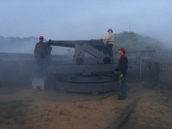 Kure Beach, NC: May 13, 2017 Artillery Program