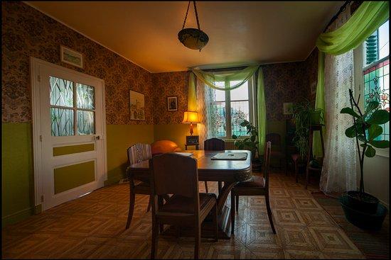 Chambres Du0027Hote Art Deco: Art Deco Dining Room