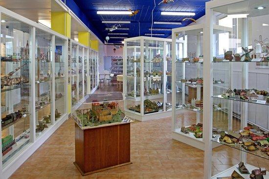 Muzeum Papirovych Modelu (Paper Model Museum)